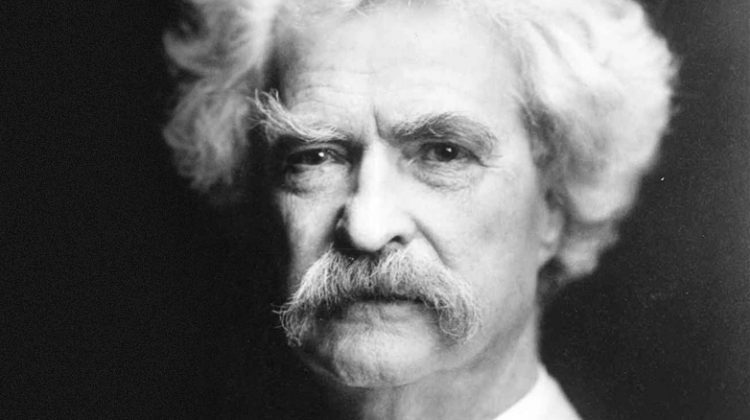 25 Inspirational Mark Twain Quotes