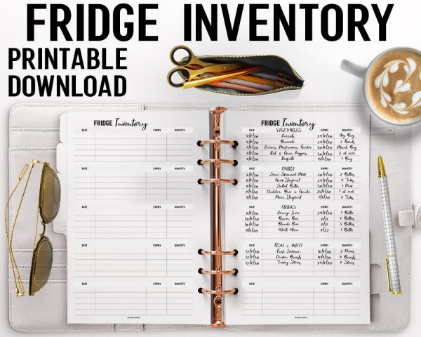 Fridge Inventory