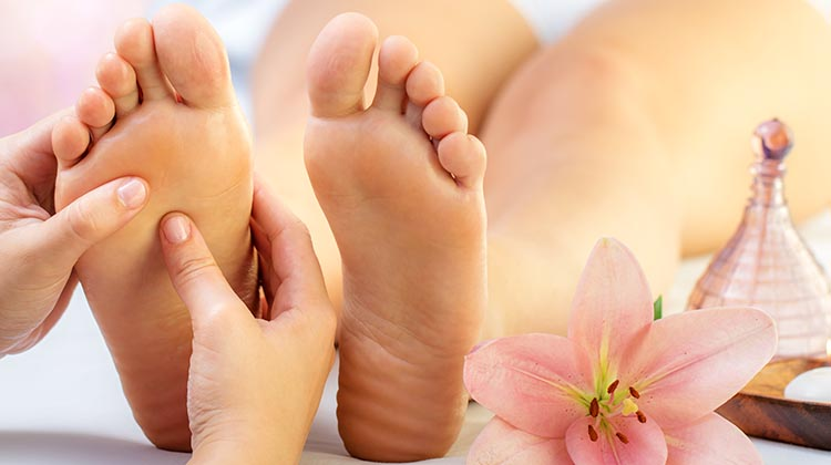 Best Foot Reflexology Courses, Classes & Training